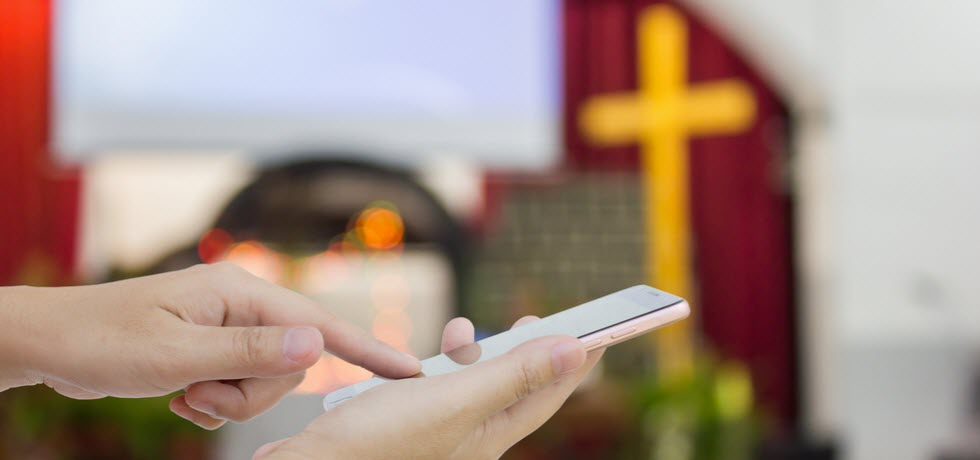 church sms marketing